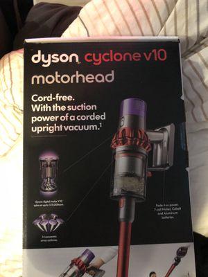 Dyson cyclone v10 Motörhead for Sale in Alameda, CA
