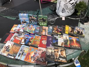 Set of movies for Sale in National City, CA