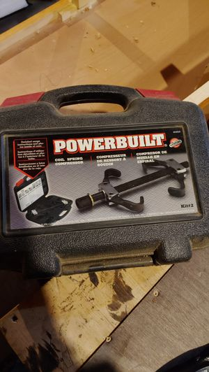 Powerbuilt coil spring compressor for Sale in Lee's Summit, MO