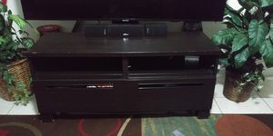 Entertainment stand with drawers for Sale in National City, CA