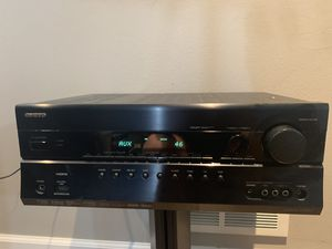 Onkyo TX -SR607 7.2 channel 210 watt Receiver HDMI for Sale in Carol Stream, IL