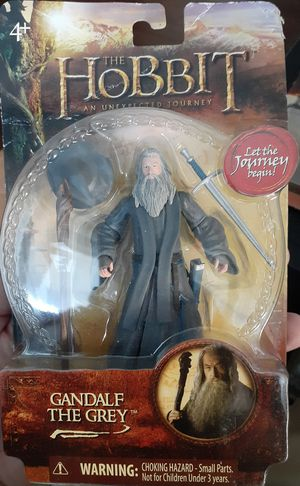 The Hobbit collectable Gandalf the Grey for Sale in Cherry Valley, CA