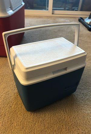 Blue Rubbermaid cooler for Sale in Reston, VA