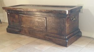 Hand made blanket chest for Sale in Red Oak, TX