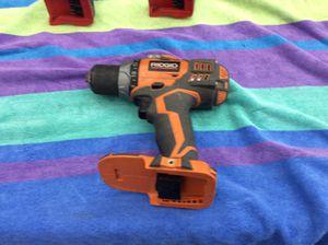 Rigid milwaukee tools nee for Sale in Los Angeles, CA