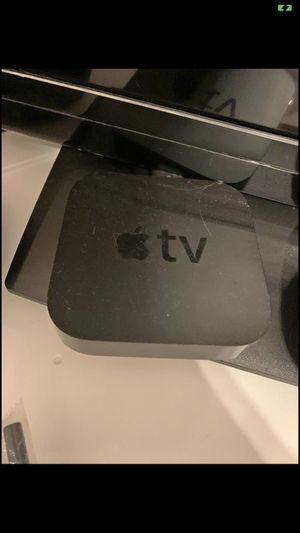 Apple TV 3rd Gen plus remote for Sale in New York, NY