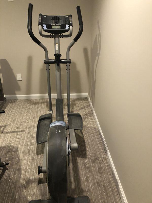 Wells pro elliptical