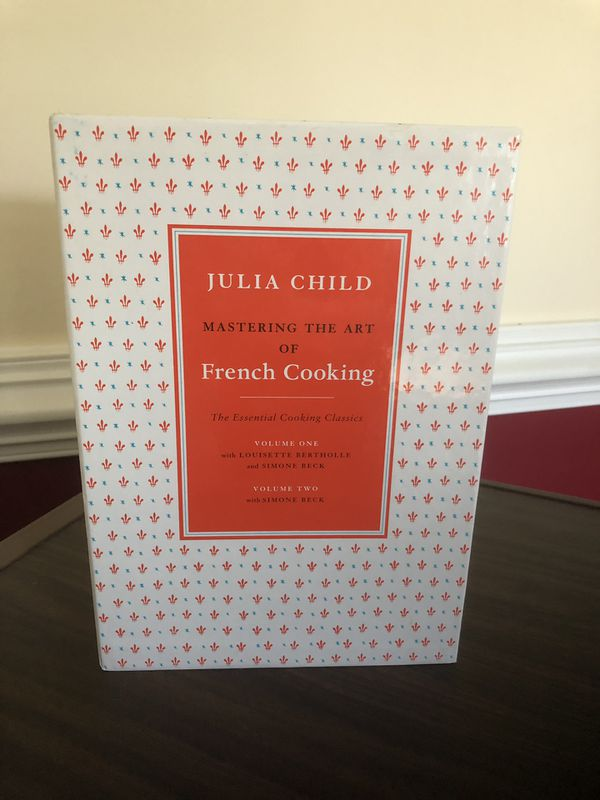 Mastering the Art of French Cooking-Julia Child
