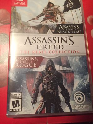 Assassins creed rebel collection-switch for Sale in Lorain, OH