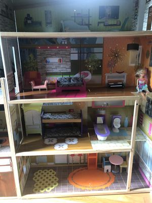 Barbie/doll house for Sale in Alexandria, VA