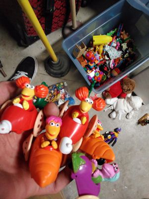 Vintage highly collectible TOYS!!!!! for Sale in Tampa, FL