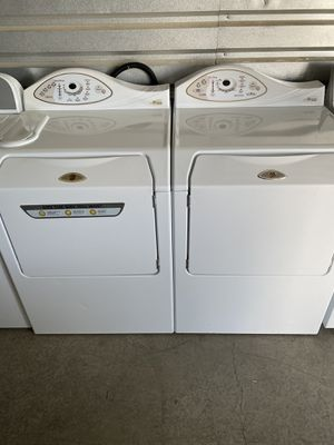 Maytag Neptune washer& gas dryer for Sale in North Las Vegas, NV