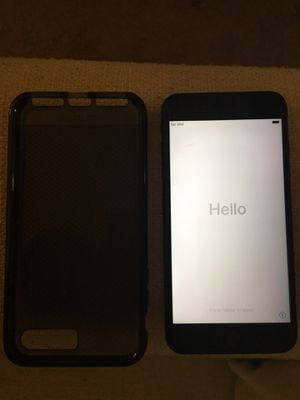 iPhone 7 Plus + with 32 GB and Phone Case and Privacy Screen Protector Verizon Unlocked for Sale in Breckenridge, CO