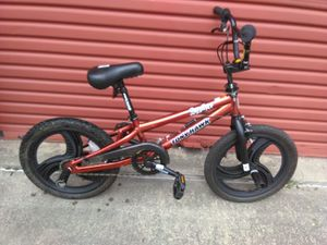 Boys Tony hawk BMX mags trick bike for Sale in Atlanta, GA