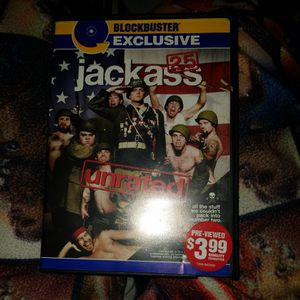 Jackass 2.5 Blockbuster Exclusive for Sale in Chicago, IL