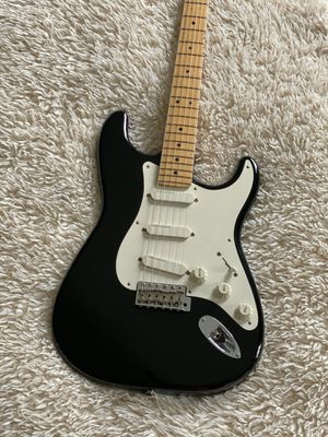 1994 Fender Eric Clapton Artist Series Blackie Electric Guitar for Sale in Bolingbrook, IL
