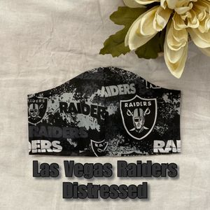 Las Vegas Raiders Distressed for Sale in Hayward, CA