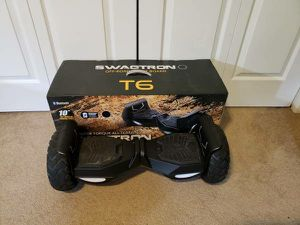 Swagtron all terrain hoverboard like new for sale for Sale in Greenville, ME