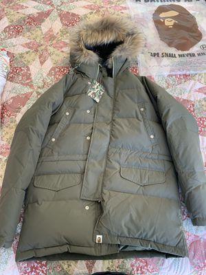 Bape down jacket for Sale in Tempe, AZ