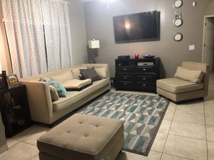 Beige Couch for Sale in Miami, FL