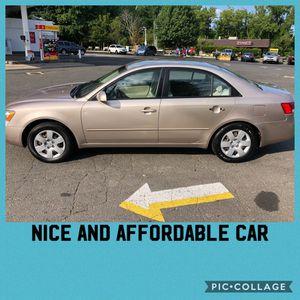 ❤️ 2007 HYUNDAI SONATA VERY NICE CAR for Sale in Hartford, CT