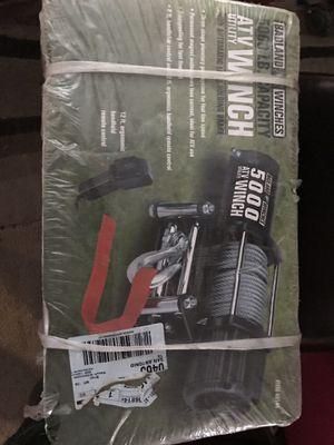 Badland winch new for Sale in Ashburn, VA