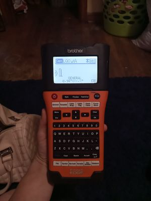 Brother p-touch label printer for Sale in Columbus, OH