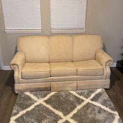 "Cream ""Sleephaven"" Sleeper Sofa for Sale in Clearwater,  FL"
