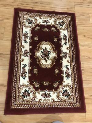Brand new doormat size 2x3 nice red door carpet for Sale in Woodbridge, VA