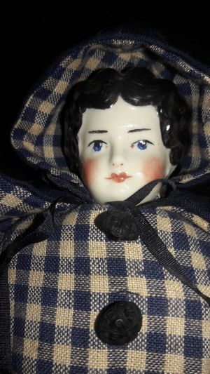 Antique German Porcelain Doll for Sale in Davenport, FL