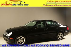 2006 Mercedes-Benz 2006 E 350 NAV SUN HEATSEAT HARMAN WOOD 77K for Sale in Houston, TX