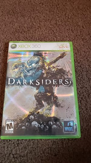 Darksiders Xbox360 for Sale in Chandler, AZ