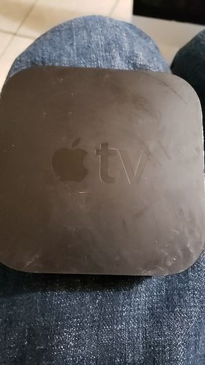 Apple TV 3rd Generation for Sale in Sugar Land, TX