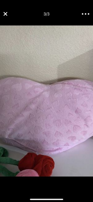 Kids heart pillow for Sale in Poway, CA