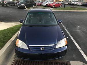2002 Honda Civic for Sale in Elkridge, MD