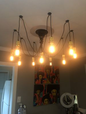 Vintage light fixture. for Sale in Hyattsville, MD