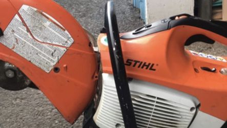 STIHL TS420 Concrete And Masonry Saw for Sale in McMinnville,  OR