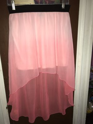 Forever 21 size small pink skirt for Sale in Saugus, MA