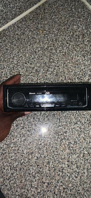 Bluetooth jvc radio for Sale in Orlando, FL