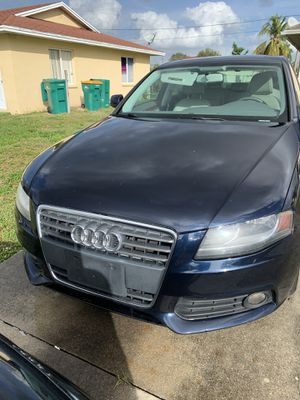 2011 Audi A4 for Sale in Naples, FL
