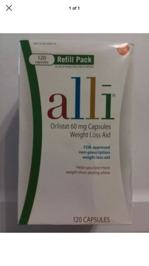 Alli weight loss for Sale in Herndon, VA
