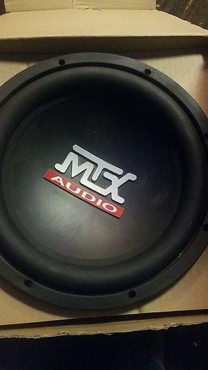 MTX audio speaker 12 for Sale in Tacoma, WA