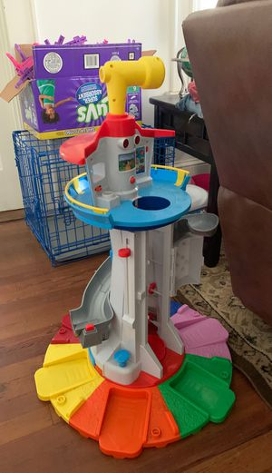 Paw patrol tower with sounds for Sale in Smyrna, GA