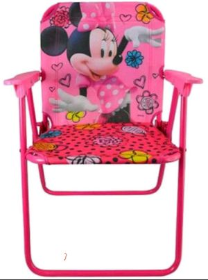 Disney Kids Character Patio Chairs Minnie Mouse for Sale in MD, US