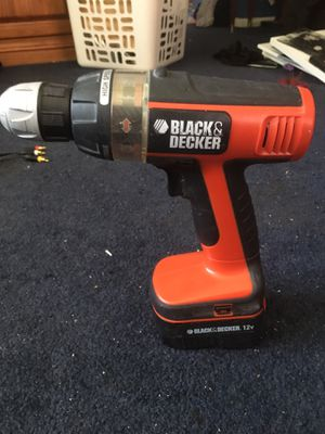 Black and decker power tool for Sale in Redford Charter Township, MI