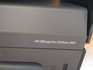 HP Officejet Pro x576dw Printer for Sale in Lakeside, AZ