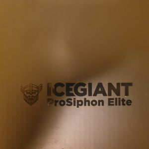 IceGiant ProSiphon Elite for Sale in Mountain View, CA