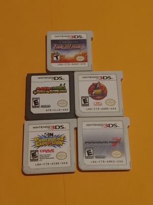 Nintendo 3DS Games Mario Kart 7 for Sale in CTY OF CMMRCE, CA