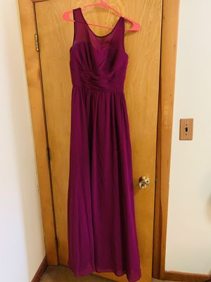Fuchsia Gown for Sale in Milford, MA