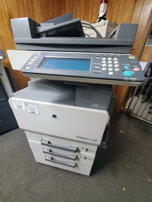 Minolta c360 commercial laser printer for Sale in Seattle, WA